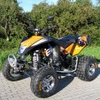 Mad Max 250 cc QUAD - ENDURO Version