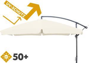 quadfactory bottrop miweba ampelschirm sunny led mit schutzh lle. Black Bedroom Furniture Sets. Home Design Ideas
