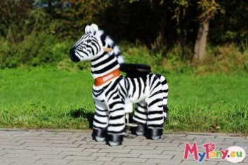 "Ponycycle Zebra ""Marty"" Small von MyPony"