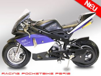 49cc Racing Pockrtbike PS 912