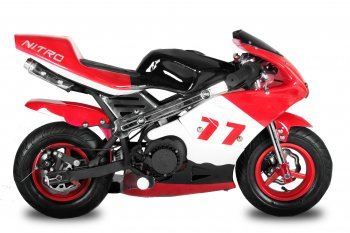 49cc Racing Pocketbike PS 77