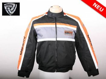 NITRO MOTORS KINDERJACKE RACING TEAM KINDER BLACKNITRO MOTORS
