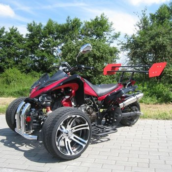 quadfactory bottrop trike 250 ccm und 300 ccm. Black Bedroom Furniture Sets. Home Design Ideas