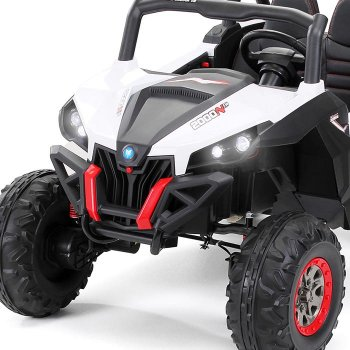 4x35W UTV Rocker Kidcar | Bluetooth | Mp3 | RC | LED