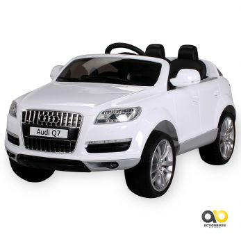 quadfactory bottrop elektroauto audi q7 lizenziert 2 x. Black Bedroom Furniture Sets. Home Design Ideas