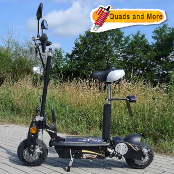 quadfactory bottrop eflux aero elektro roller scooter. Black Bedroom Furniture Sets. Home Design Ideas
