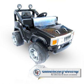 quadfactory bottrop elektroauto hummer jeep a30 mit 2 x. Black Bedroom Furniture Sets. Home Design Ideas