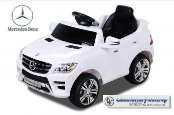 quadfactory bottrop kinder elektroauto original lizenz auto mercedes ml 350. Black Bedroom Furniture Sets. Home Design Ideas