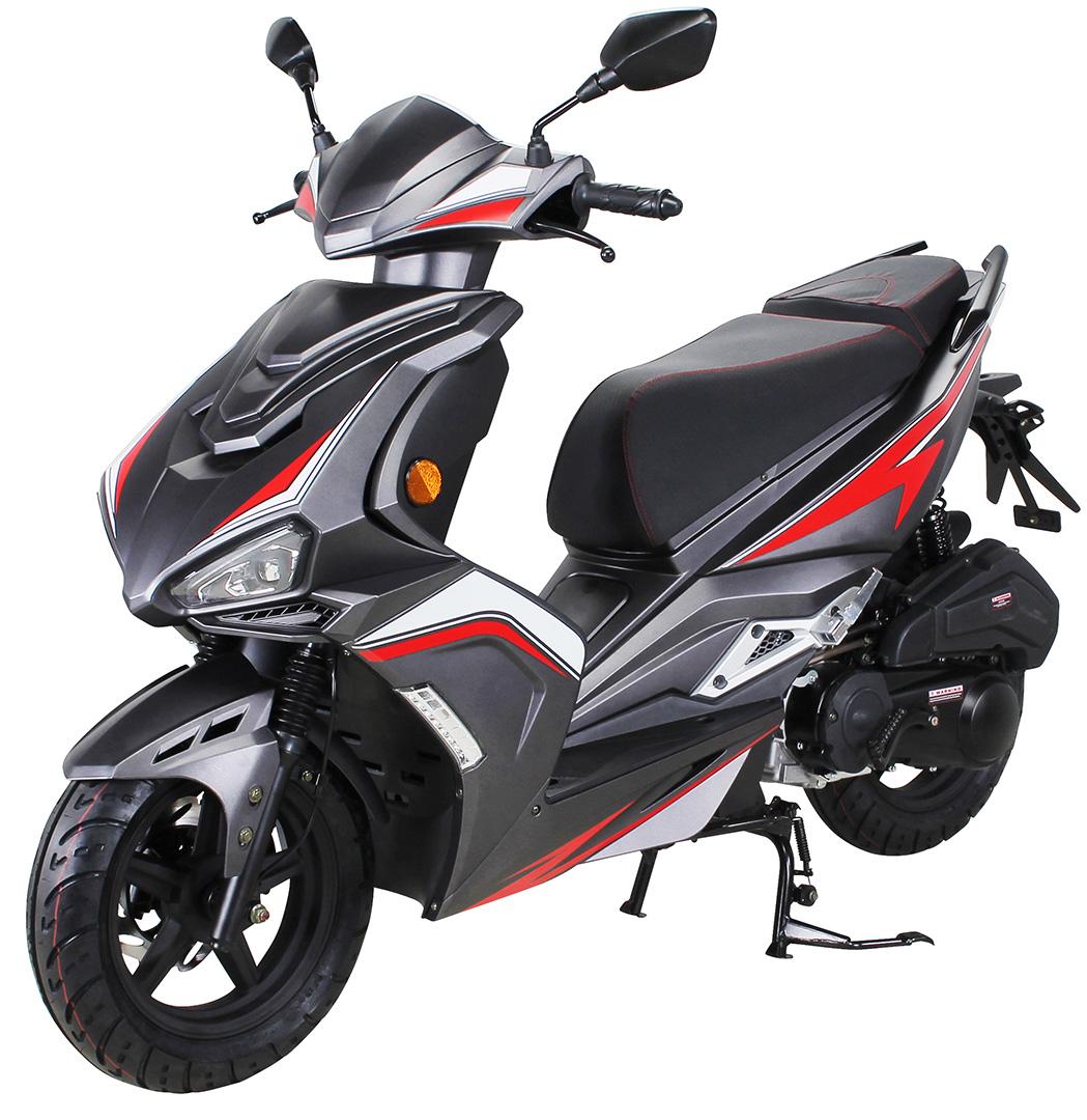 quadfactory bottrop znen sport motorroller f11 125cc euro 4. Black Bedroom Furniture Sets. Home Design Ideas