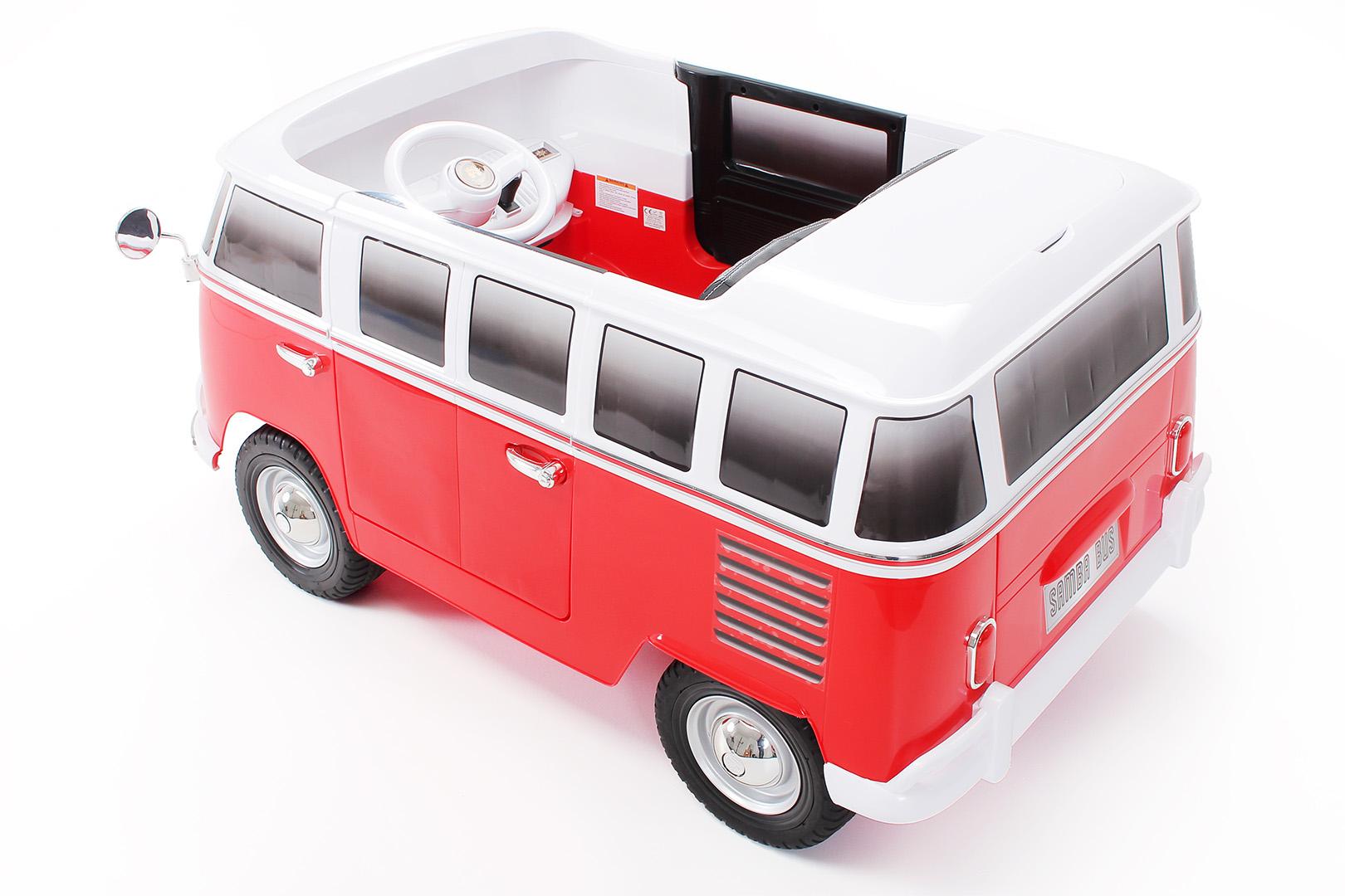 quadfactory bottrop kinder elektroauto vw bus bulli t1. Black Bedroom Furniture Sets. Home Design Ideas