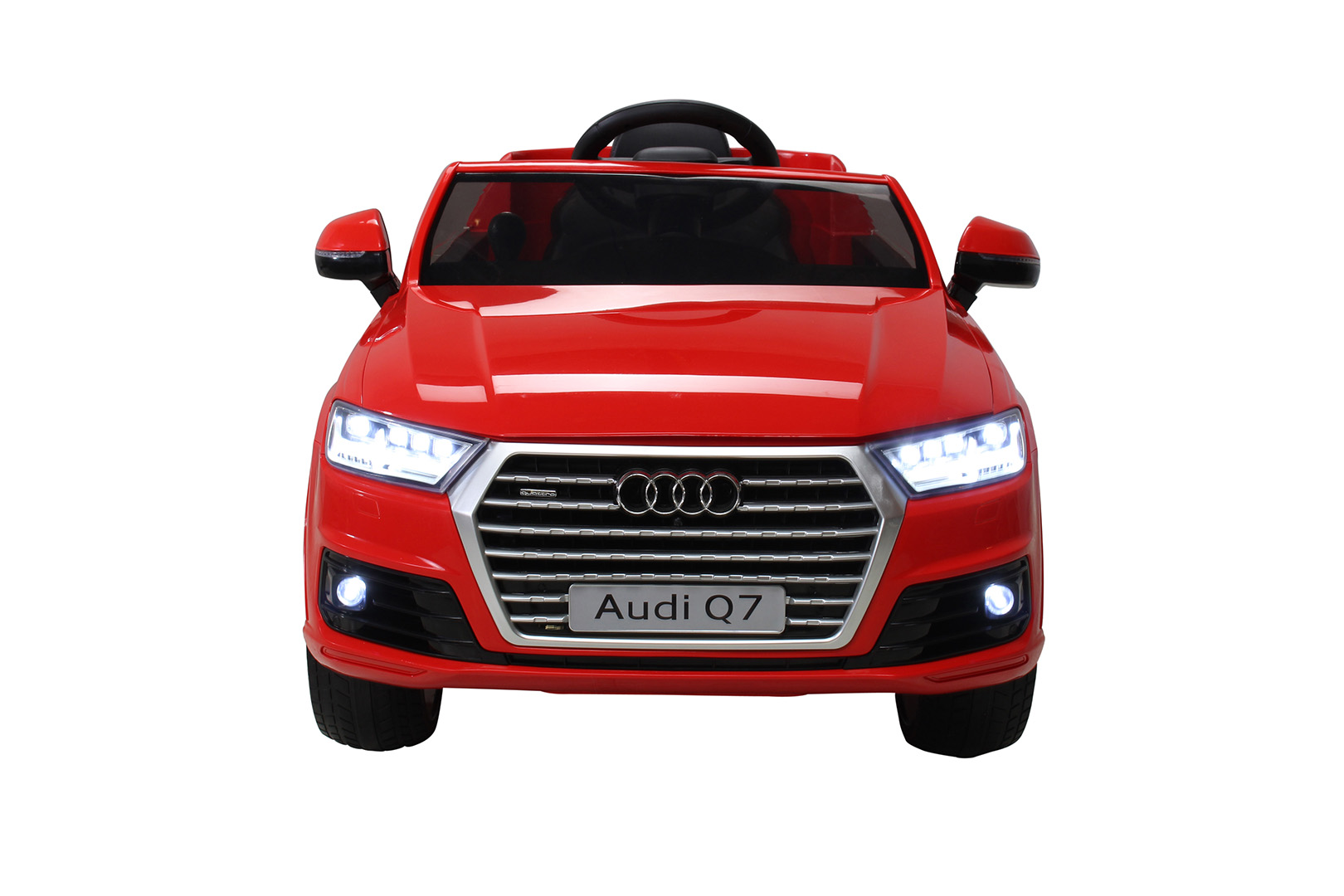 Quadfactory Bottrop Kinder Elektroauto Audi Q7 Modell 2016 Suv