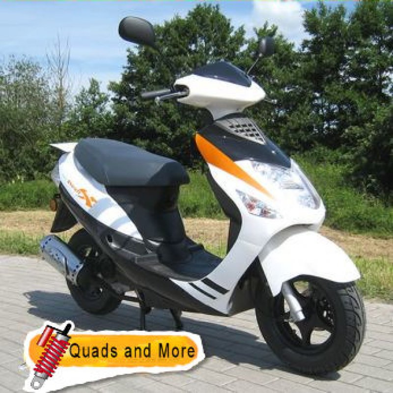 Scooter Huatian HT50QT-16 Smart 45 km/h