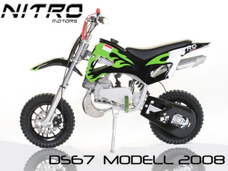 49cc Dirt Cross Bike DS67 Sport