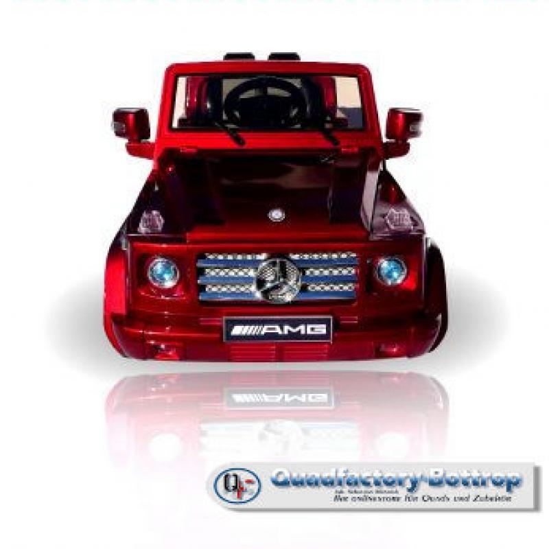 quadfactory bottrop elektroauto mercedes benz amg g55 jeep. Black Bedroom Furniture Sets. Home Design Ideas