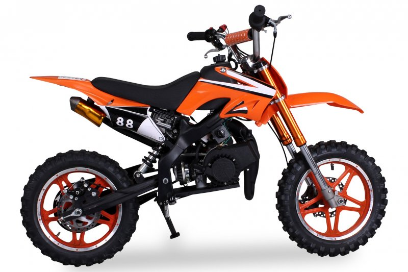 Kinder Mini Crossbike Delta 49 cc 2-takt