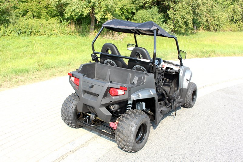 Dinky UTV - 150cc LONG VERSION mit Straßenzulassung