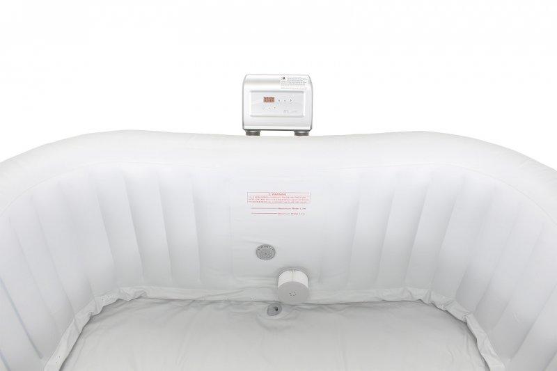 quadfactory bottrop miweba mspa aufblasbarer whirlpool m. Black Bedroom Furniture Sets. Home Design Ideas
