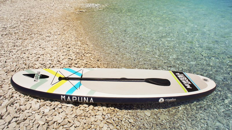 Miweba Sports Stand Up Paddle Mapuna