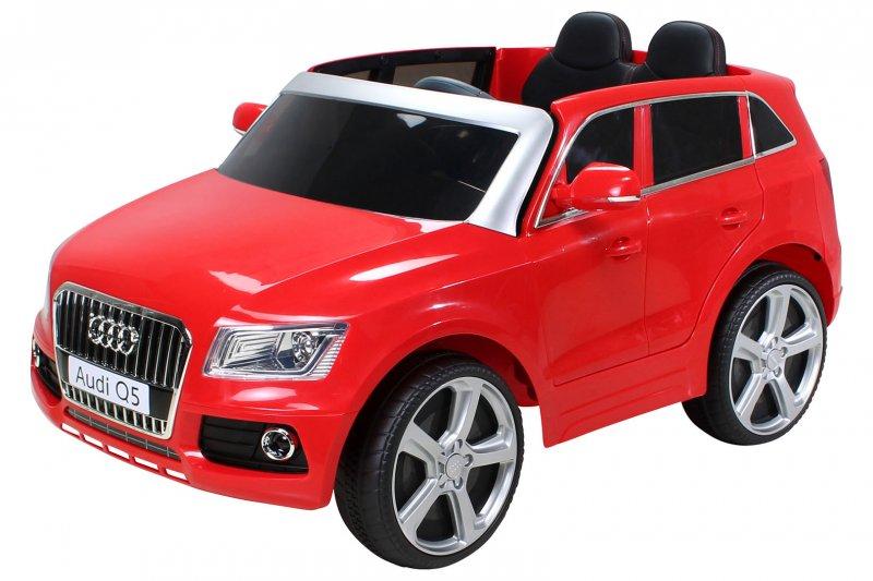 quadfactory bottrop kinder elektroauto audi q5 lizenziert ledersitz 2 x 35 watt motor. Black Bedroom Furniture Sets. Home Design Ideas