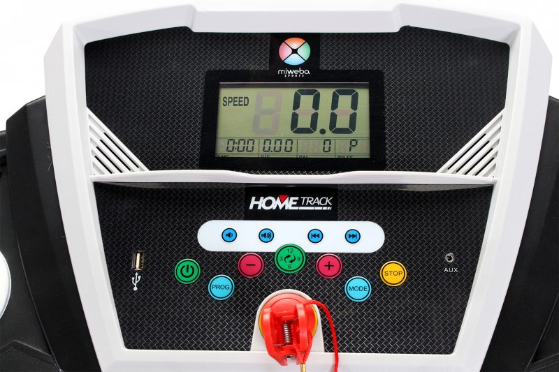 Elektrisches Laufband Home Track HT1000F