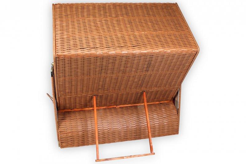 quadfactory bottrop strandkorb usedom xxxl ostsee 3 personen 156 cm breit. Black Bedroom Furniture Sets. Home Design Ideas