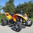 Egl Mad Max Quad 300 cc RACING Version mit Strassenzulassung